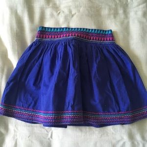 Other - Marks and Spencer's UK embroidered skirt